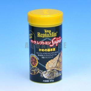 テトラ レプトミンスーパー かめの基本食 85g|aquabase