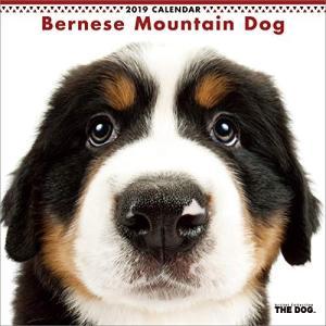 2019年度版 THE DOG カレンダー バーニーズ・マウンテン・ドッグ|aquabase