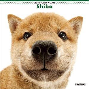 2019年度版 THE DOG カレンダー 柴 aquabase