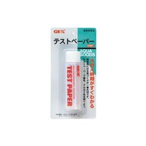 GEX テストペーパー 20枚入|aquabase
