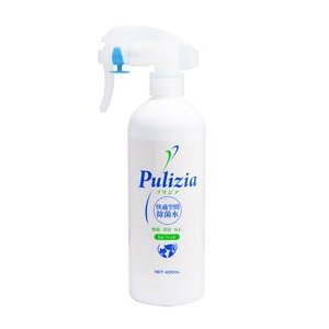 FLF 快適空間除菌水 プリジア ペット用 400ml|aquabase