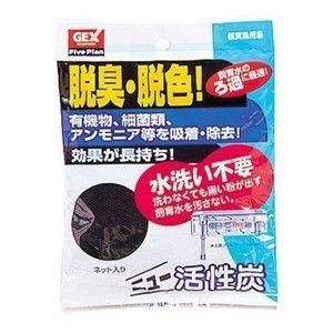GEX ニュー活性炭 80g|aquabase