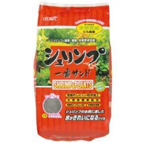 GEX シュリンプ一番サンド 2kg|aquabase