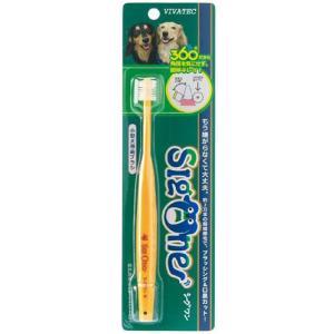 ビバテック シグワン 小型犬用歯ブラシ|aquabase