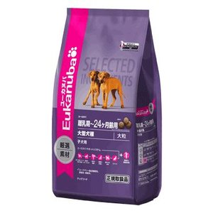 ユーカヌバ 子犬用 大型犬種 7.5kg|aquabase