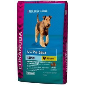 ユーカヌバ シニア 5歳以上用 大型犬種 7.5kg|aquabase