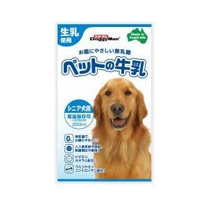 ペットの牛乳 シニア犬用 250ml|aquabase