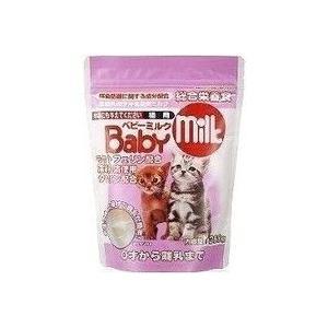 ニチドウ ベビーミルク 猫用 300g|aquabase