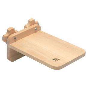 三晃商会 木製チンチラステージ|aquabase
