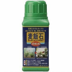ソネケミファ 麦飯石濃縮液 180ml 緑|aquabase