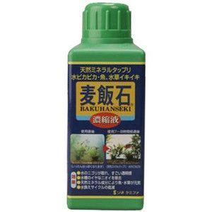 ソネケミファ 麦飯石濃縮液 500ml 緑|aquabase