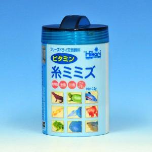 キョーリン ひかりFD ビタミン糸ミミズ 22g 【超特価】 【J164051】|aquabase