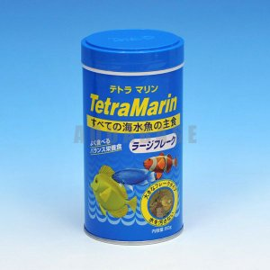 テトラ マリン ラージフレーク 80g 【J173137】|aquabase