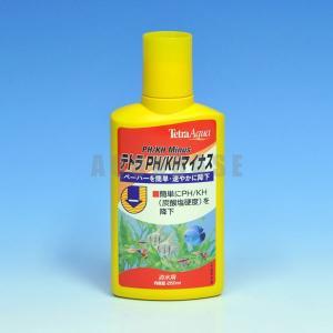 テトラ PH/KH マイナス 250ml|aquabase