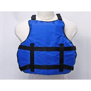 カヌースプリント・カヌー・ボート用 ライフジャケット アクアビーチABCS2012 ブルー 競技用・練習用|aquabeach2