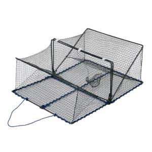 プロマリン(PRO MARINE) 黒カニ網DX AFA100の商品画像 ナビ