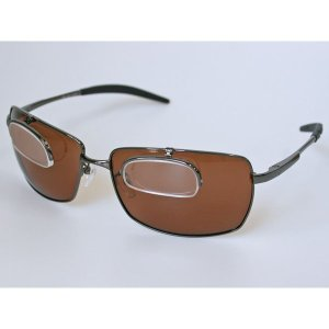 冒険王 シフトアップシニア2 BFL-2B 老眼鏡付き偏光サングラス ソフト布袋&メガネ拭き付|aquabeach2