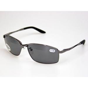 冒険王 バイフォーカルスポーツ BFS-5S 老眼鏡入偏光サングラス ソフト布袋&メガネ拭き付|aquabeach2