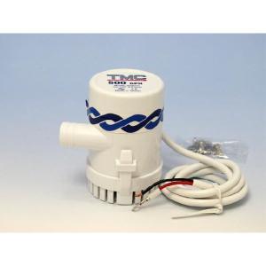 水中ポンプ TMC 500GPH 12V