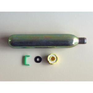 膨張式ライフジャケット 取替用ボンベ&スプールセット 旧LG-1・WR-1型用 釣り|aquabeach2