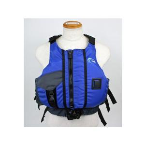 カヌー・カヤック用ライフジャケット コンプ3 MTI-409F ブルー MTI|aquabeach2
