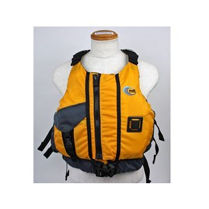 カヌー・カヤック用ライフジャケット コンプ3 MTI-409F マンゴ MTI|aquabeach2
