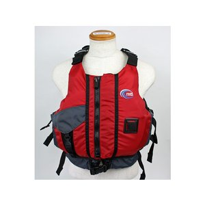 カヌー・カヤック用ライフジャケット コンプ3 MTI-409F レッド MTI|aquabeach2