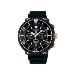 SEIKO ダイバーズウォッチ SBDL038 プロスペックス ソーラークロノ LOWERCASE数量限定モデル セイコー 腕時計|aquabeach2