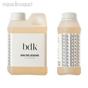 ビーディーケーパルファム オー ドゥ レシーヴ (柔軟剤)  1000ml BDK PARFUMS EAU DE LESSIVE LAUNDRY [0191] [3F-B1]|aquabouquet