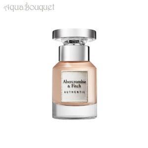 女性用 香水 アバクロンビー&フィッチ オーセンティック オードパルファム 30ml ABERCROMBIE & FITCH AUTHENTIC EDP aquabouquet