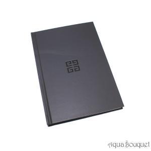 ジバンシィ ノートブック マット ブラック GIVENCHY NOTEBOOK MATTE BLACK [ノベルティ]|aquabouquet
