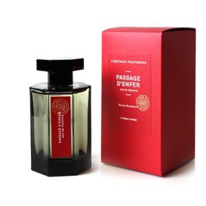 ラルチザンパフューム パッサージュ ダンフェ (地獄通り) オードトワレ 100ml  L'ARTISANPARFUMEUR PASSAGE D'ENFER EDT (クリスマス限定) aquabouquet