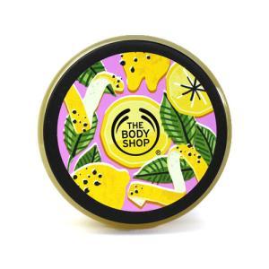 ザ ボディショップ ボディスクラブ ゼスティレモン 250ml THE BODY SHOP ZESTY LEMON GEL BODY SCRUB [3F-T4]|aquabouquet
