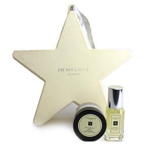 ジョーマローン スターリット クリスマス オーナメント コロン 9ML & ボディクリーム 15ML 2点セット JO MALONE LONDON STARLIT CHRISTMAS ORNAMENTS クリスマ|aquabouquet