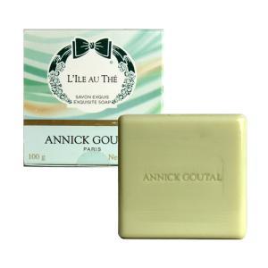 アニックグタール イル オ テ ソープ 100g ANNICK GOUTAL L'ILE AU THE SOAP [4507]|aquabouquet