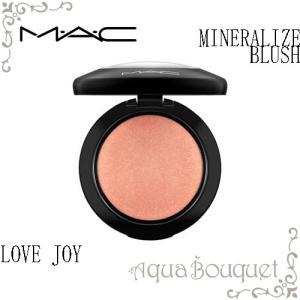 マック ミネラライズ ブラッシュ 3.2g  ラブ ジョイ ( LOVE JOY ) M.A.C MINERALIZE BLUSH|aquabouquet|02