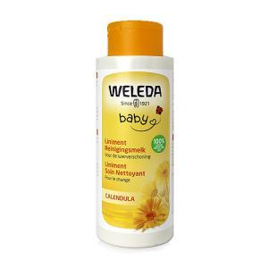ヴェレダ カレンドラ ベビーリニメント(赤ちゃんのおしり拭き)400ml WELEDA  BILLEN REINIGINGSMELK CALENDULA[3F-W1] aquabouquet
