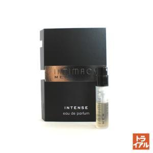 インティマシー メン インテンス オードパルファム 1.2ml INTIMACY MEN INTENSE EDP (トライアル香水) aquabouquet