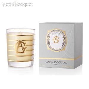 アニックグタール フルール ド ティアラ キャンドル 175g ANNICK GOUTAL FLEUR DE TIARE SCENTED CANDLE [1719]|aquabouquet