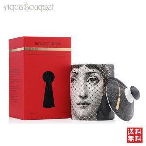 フォルナセッティ ゴールデンバーレスク-キャンドル 300g FORNASETTI GOLDEN BURLESQUE - BOUGIE|aquabouquet