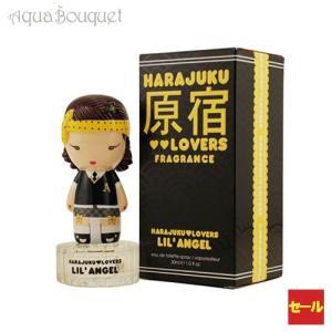 (箱不良)原宿ラバーズ エンジェル オードトワレ 30ml HARAJUKU LOVERS LIL' ANGEL EDT [6396]|aquabouquet