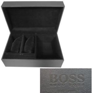 ヒューゴボス ジュエリーボックス ブラック HUGO BOSS|aquabouquet