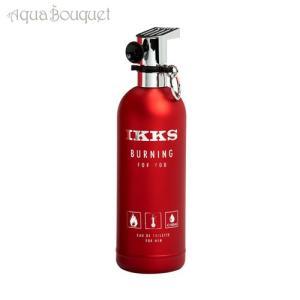香水 メンズ イックス バーニング フォー ユー オードトワレ 50ml IKKS BURNING FOR YOU EDT aquabouquet