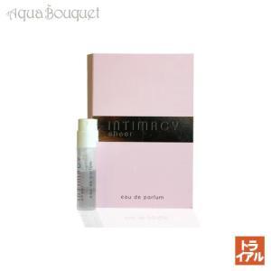 インティマシー シアー オードパルファム 1.2ml INTIMACY SHEER EDP (トライアル香水) tr500 aquabouquet