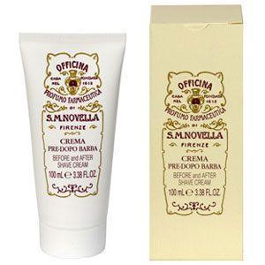 サンタ マリア ノヴェッラ プレ&アフターシェービングクリーム 100ml Santa Maria Novella Before/After Shaving Cream [12270]|aquabouquet