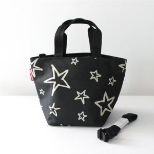 ライゼンタール ショッパー XS スターズ REISENTHEL SHOPPER XS STARS [8296]|aquabouquet