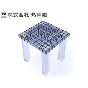 オリジナル【フラグラック正方形 M】サンゴ用フラグスタンド 管理60|aquacraft