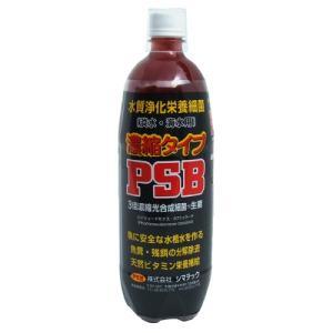 シマテック【濃縮タイプPSB 1L】淡水海水バクテリア 管理60|aquacraft