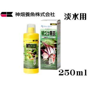 カミハタ【アンチグリーン 250mL】 管理60 |aquacraft