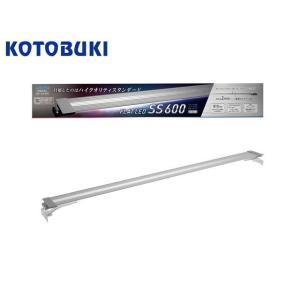 コトブキ【フラットLED SS 600シルバー】LED照明 60cm水槽用 管理80|aquacraft